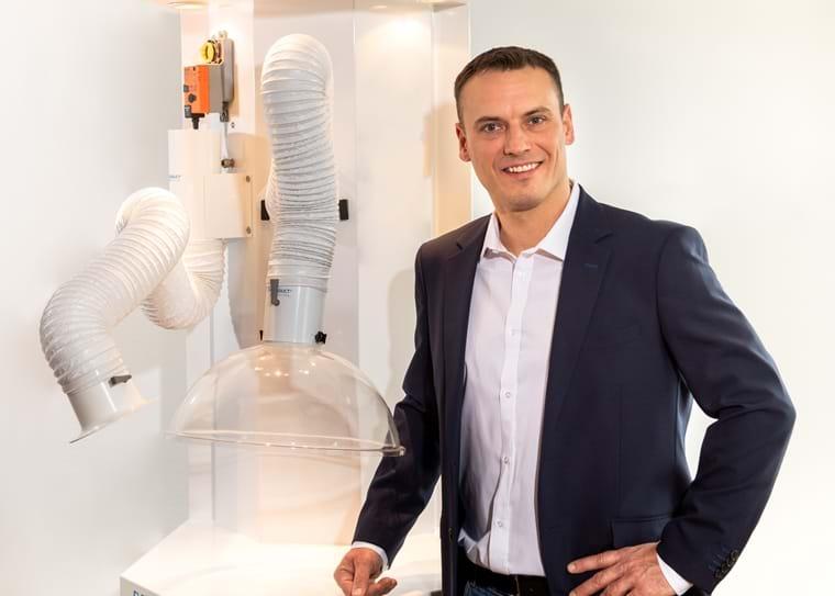 Daniel Rasmussen, direktør for JRV A/S