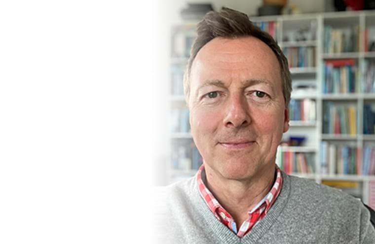 Adm. direktør Søren Ellegaard, Geoinfo