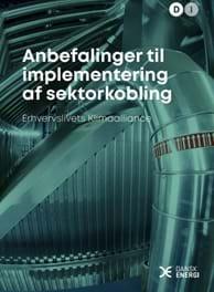 Anbefalinger til implementering af sektorkobling