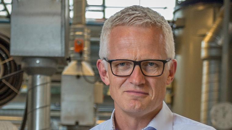Mads Nipper, CEO i Ørsted