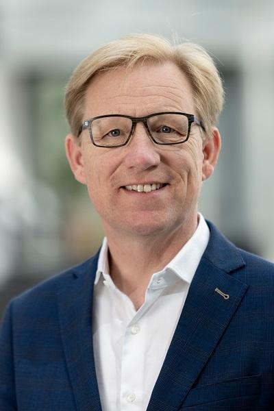 Kim Frimann, adm. direktør