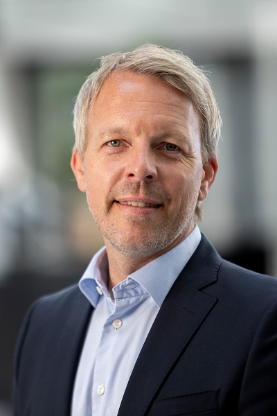 Martin Frykmann, Adm. direktør