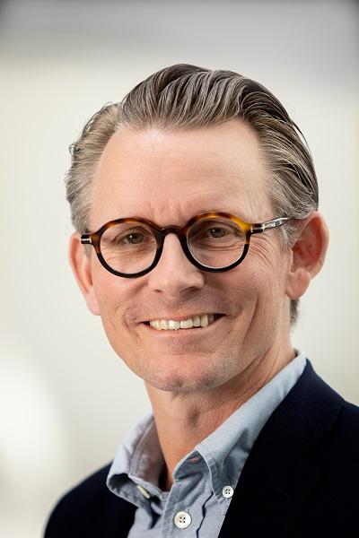 Peter Monk, Adm. direktør
