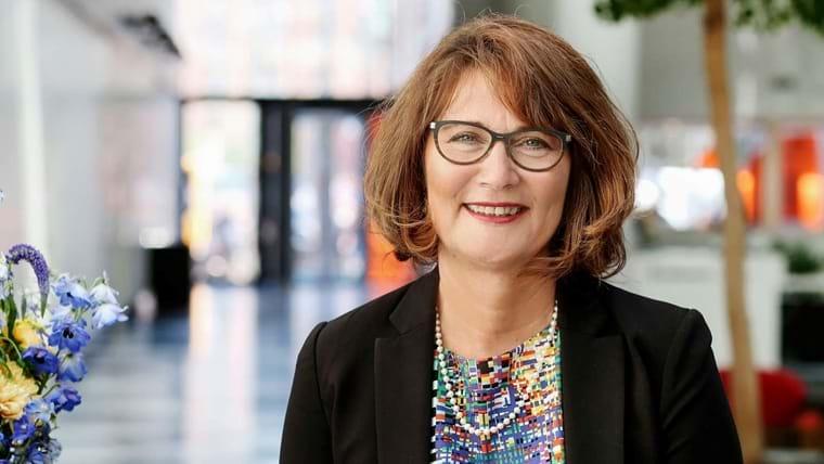 Annette Falberg, Branchedirektør