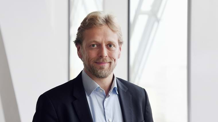 Jacob Kjeldsen, chef for international virksomhedsrådgivning
