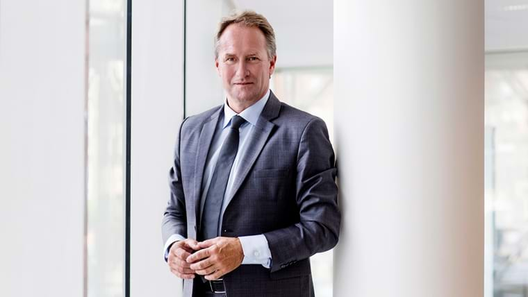 Lars Sandahl Sørensen, adm. direktør