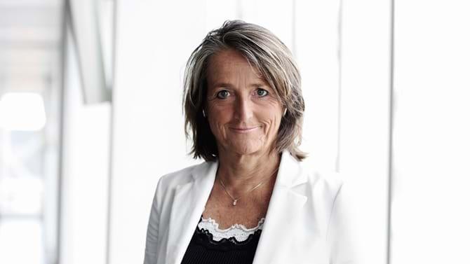 Marion Hannerup, direktør
