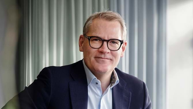 Thomas Bustrup, direktør