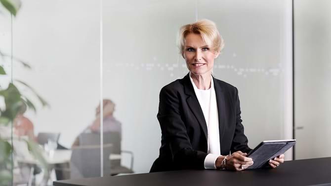 Tine Roed, direktør