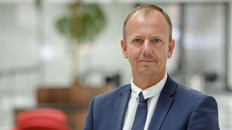 Troels Ranis, Branchedirektør, Energi- og klimapolitik
