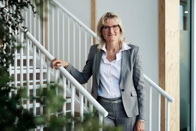 CEO Helene Egebøl, Schneider Electic