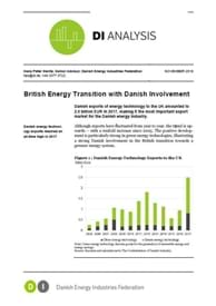 British Energy Transition with Danish Involvement