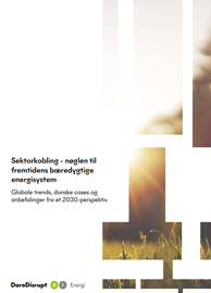 Sektorkobling er nøglen til fremtidens bæredygtige energisystem