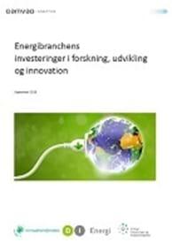 Energibranchens investeringer i forskning, udvikling og innovation