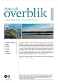 Statistisk overblik - virksomhedernes energiomkostninger - 1. kvartal 2018