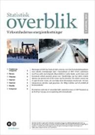 Statistisk overblik - virksomhedernes energiomkostninger - 1. kvartal 2020