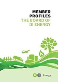 Fakta om virksomhederne i DI Energis bestyrelse