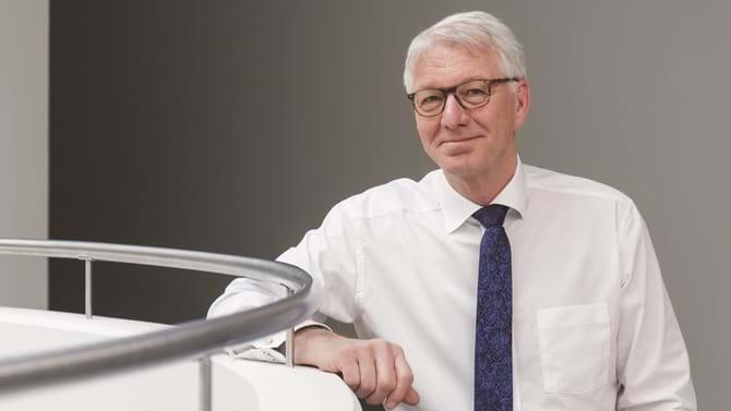 CEO Bjerne S. Clausen, Haldor Topsøe.