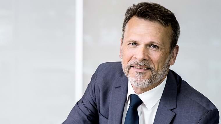 Adm. direktør Claus Madsen, ABB A/S