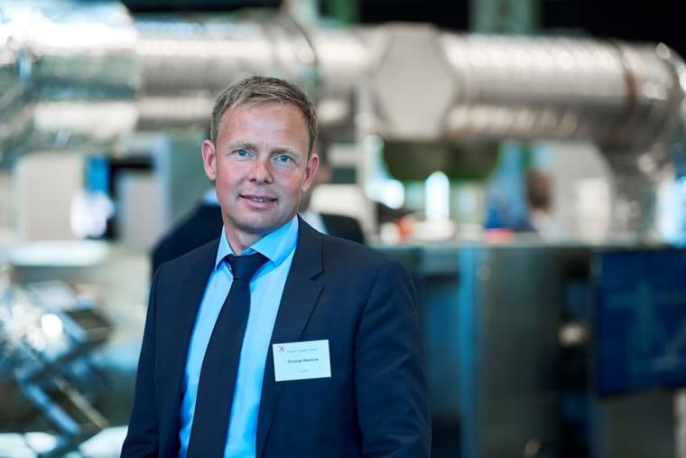 CEO Thomas Rønnow Olesen, COTES
