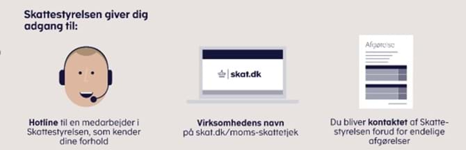 9fe322a2cda Moms- og skattetjekket sparer tid og giver større tryghed - Dansk ...