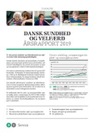Dansk Sundhed og Velfærd årsrapport 2019