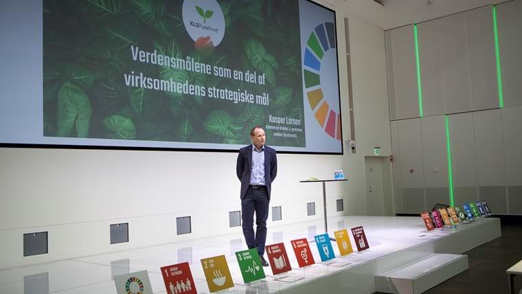 Kasper Larsen, Kommerciel Direktør / CCO, KLS PurePrint