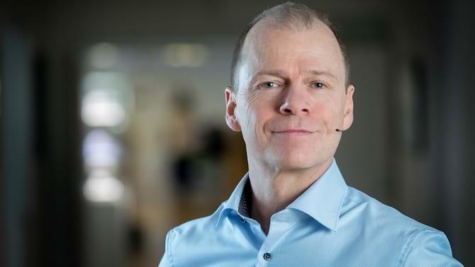Adm. direktør Kalle Nielsen, DPA Microphones A/S