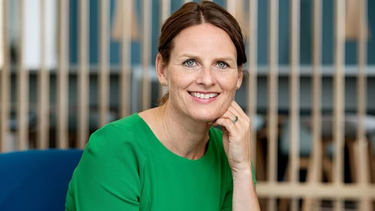 Branchedirektør Rikke Hougaard Zeberg, DI Digital