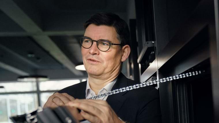 Erik Boyter, CEO, WindowMaster International