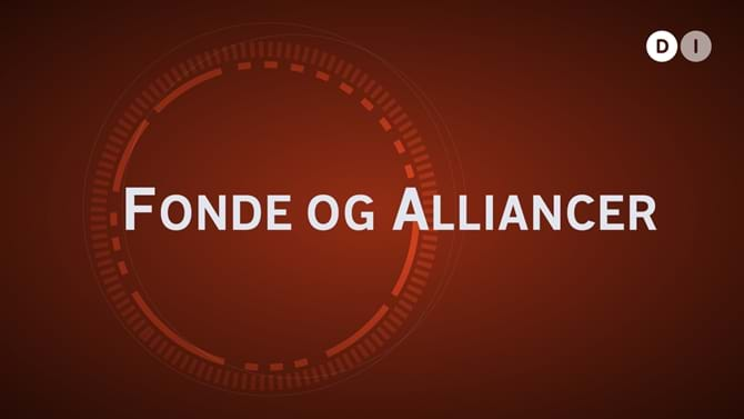 Fonde og Alliancer