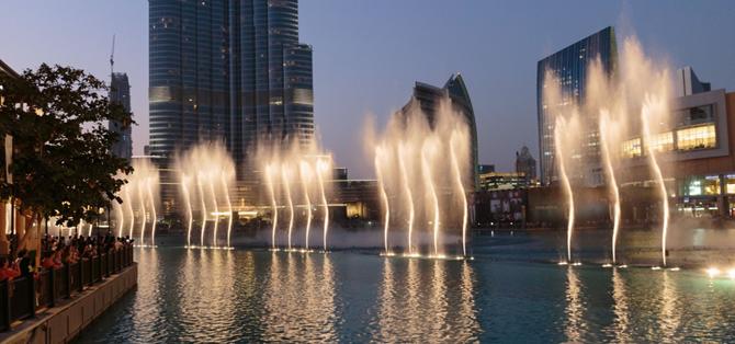 Hayat al Danimark - Exhibit in Dubai Mall