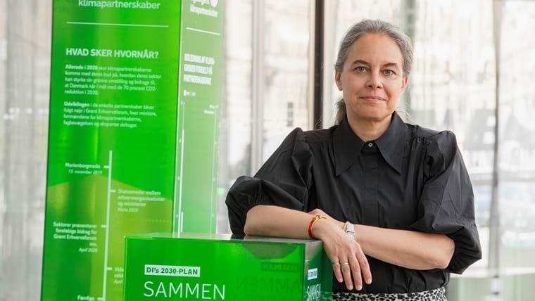 Anne Højer Simonsen, Vicedirektør