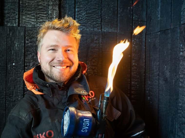 Stifter af Burntwood, Anders Mølgaard