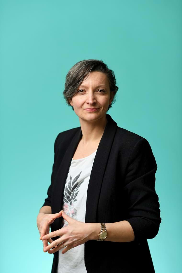 Tanya Helene Christensen, divisionchef, Modern Workplace.
