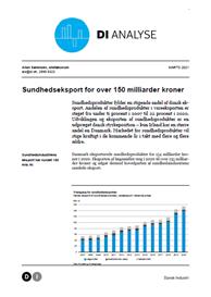 Sundhedseksport for over 150 milliarder kroner
