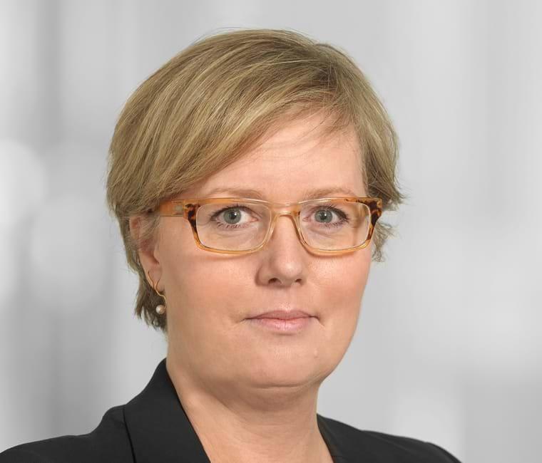 Christine Secher, Chefkonsulent