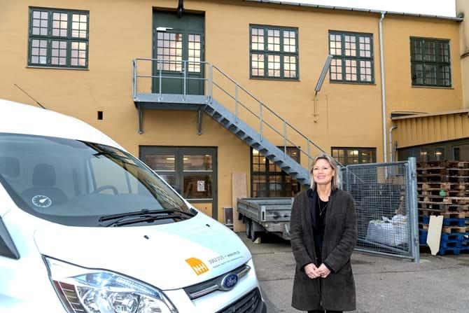 CEO Marianne Hemicke Rysgaard, NHH