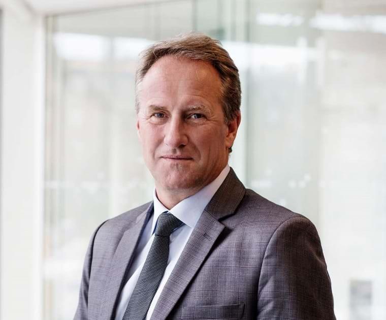 Lars Sandahl Sørensen, Adm. Direktør i DI