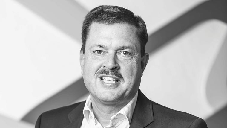 Palle Damborg, formand i Fremstillingsindustrien