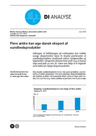 Flere ældre kan øge dansk eksport af sundhedsprodukter