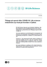 Tilbage på sporet efter COVID-19: Life science-industriens syv bud på hvordan vi lykkes